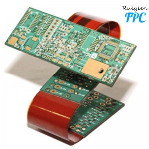 HUIYIEN Scheda madre professionale Fpc Board Manufacturing Printed Circuit Assembly Pcb flessibile